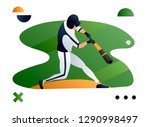 vector illustration of a... | Shutterstock .eps vector #1290998497