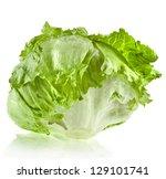 Fresh Iceberg Lettuce Salad...
