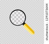 vector illustration for loupe... | Shutterstock .eps vector #1291073644