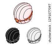 vector illustration of... | Shutterstock .eps vector #1291077097