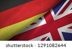 germany and united kingdom two...   Shutterstock . vector #1291082644