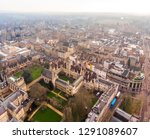 aerial view of oxford  united... | Shutterstock . vector #1291089607