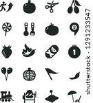 solid black vector icon set  ...   Shutterstock .eps vector #1291233547