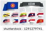 asean . association of...   Shutterstock .eps vector #1291279741