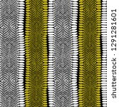 snake skin scales texture.... | Shutterstock .eps vector #1291281601