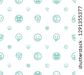 laugh icons pattern seamless... | Shutterstock .eps vector #1291355377