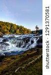 pykara waterfalls sholur tamil...   Shutterstock . vector #1291370581