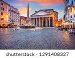 Pantheon  Rome. Cityscape Imag...