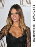 Small photo of LOS ANGELES, CA - JANUARY 26, 2013: Jessica Alba at the 2013 Producers Guild Awards at the Beverly Hilton Hotel.