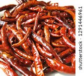 thai spicy flavouring   fried... | Shutterstock . vector #1291446961