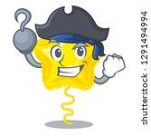 pirate star balloon was flown... | Shutterstock .eps vector #1291494994