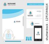 employee  business logo  file... | Shutterstock .eps vector #1291544614