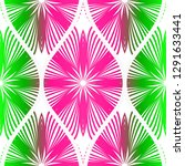 pink  green color vector... | Shutterstock .eps vector #1291633441