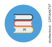 book  bookmark   education   | Shutterstock .eps vector #1291646737