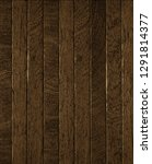 old wooden boards. wooden... | Shutterstock .eps vector #1291814377