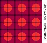 seamless tartan vector pattern | Shutterstock .eps vector #1291919134