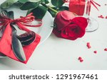 close up view of restaurant... | Shutterstock . vector #1291967461