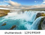 Godafoss Is A Very Beautiful...