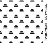 retro typewriter pattern... | Shutterstock . vector #1291990837
