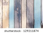 Wood Texture With Pastel Peele...