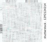 cool abstract texture pattern... | Shutterstock . vector #1292124214