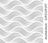 abstract wavy background....   Shutterstock .eps vector #1292129197