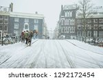 amsterdam  netherlands  ... | Shutterstock . vector #1292172454