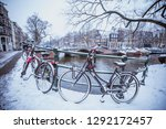 amsterdam  netherlands  ... | Shutterstock . vector #1292172457