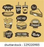brand,business,cafe,coffee,cola,composition,design,drink,eat,element,emblem,fast,food,fresh,fried