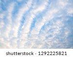 morning sky before sunrise. | Shutterstock . vector #1292225821