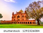 safdarjung's tomb  is a red... | Shutterstock . vector #1292326084