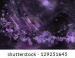 Abstract Fantasy In Bright...