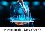 human resources hr management... | Shutterstock . vector #1292577847