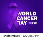 illustration of 4 february... | Shutterstock .eps vector #1292580544
