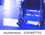 medical patient cart.   Shutterstock . vector #1292607751