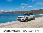 The Suv Peugeot 3008 In The...