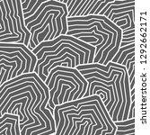 vector seamless pattern.... | Shutterstock .eps vector #1292662171
