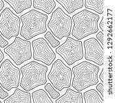 vector seamless pattern.... | Shutterstock .eps vector #1292662177