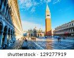 Venice   December 11  Piazza...