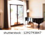 luxury hotel blur backgrounda   Shutterstock . vector #1292793847