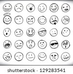angry,blog,cheerful,circle,collection,comic,confident,content,cute,doodled,drawing,drawn,emoticon,emotional,expression