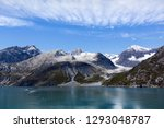 the scenic view of snowy... | Shutterstock . vector #1293048787