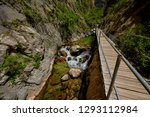 the sapadere canyon in the... | Shutterstock . vector #1293112984