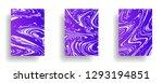 mixture of acrylic paints....   Shutterstock .eps vector #1293194851
