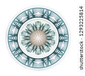 matching decorative plates.... | Shutterstock .eps vector #1293225814