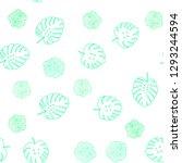 light green vector seamless... | Shutterstock .eps vector #1293244594