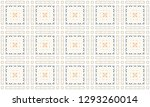 colorful seamless pattern for... | Shutterstock . vector #1293260014