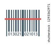 bar code   scanner   label   | Shutterstock .eps vector #1293362971