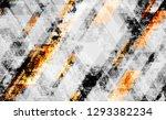 seamless urban geometric grunge ... | Shutterstock .eps vector #1293382234