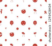 happiness icons pattern... | Shutterstock .eps vector #1293428434